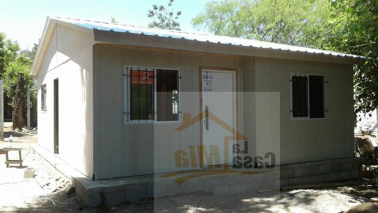 Casa prefabricada de 42 m2 la casa m a - La casa prefabricada ...